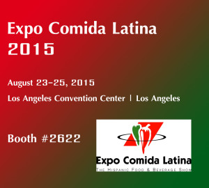 Expo Comida Latina