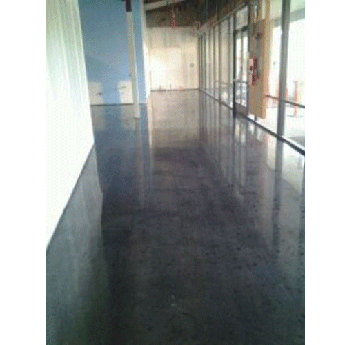 Densified Polished And Stained Concrete Dci Flooring
