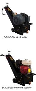 SC12E Scarifier