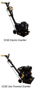 SC8E Scarifier