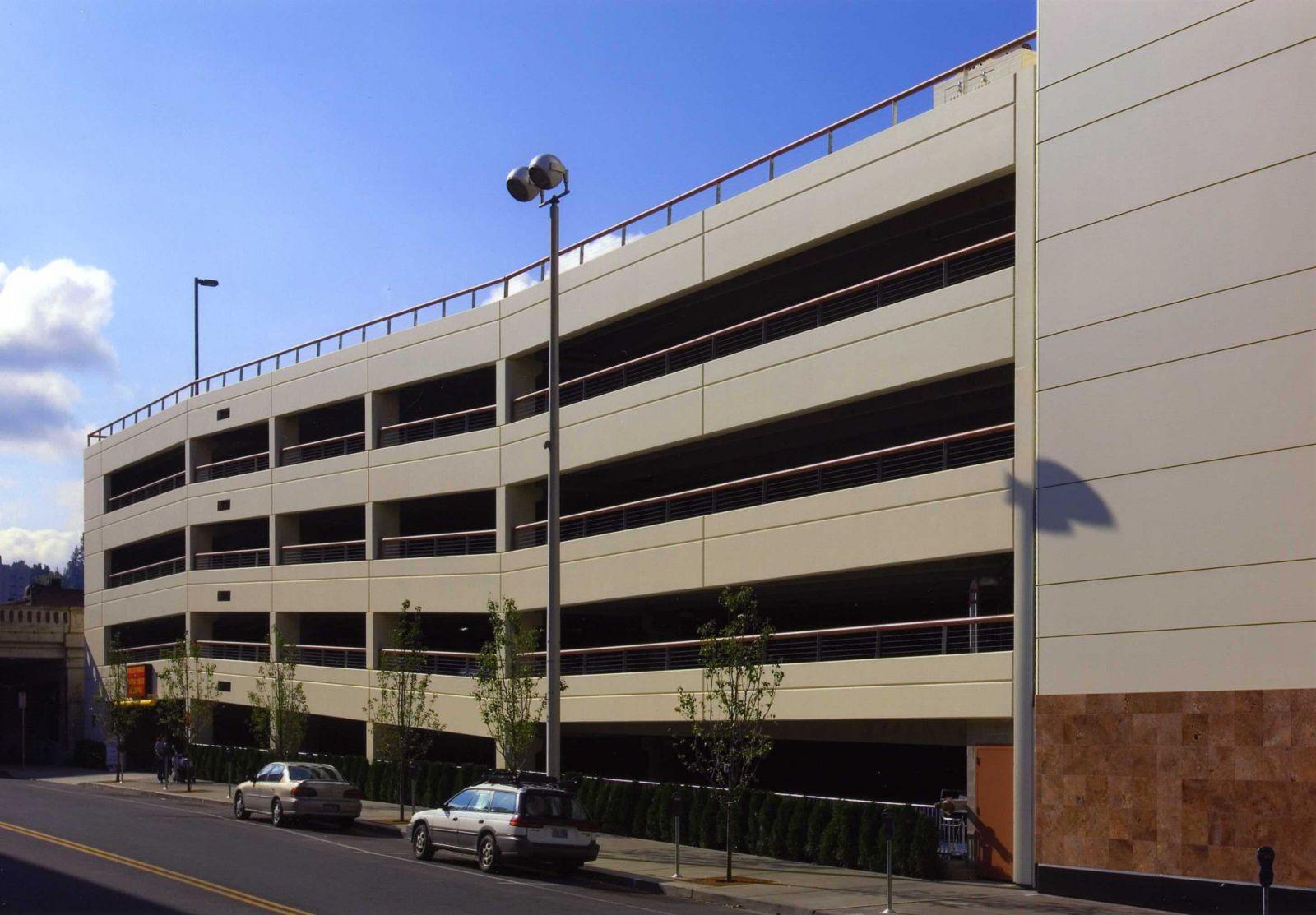Parking Structure Coatings - DCI Flooring