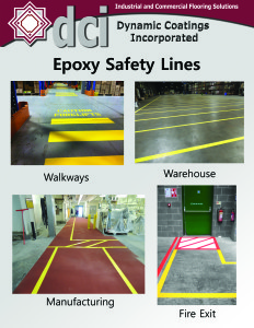 Epoxy Safety Lines