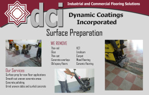 Surface Preparation Flyer