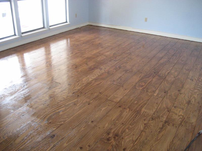 Urethane Flooring And Wood Substrate Floor Dci Flooring