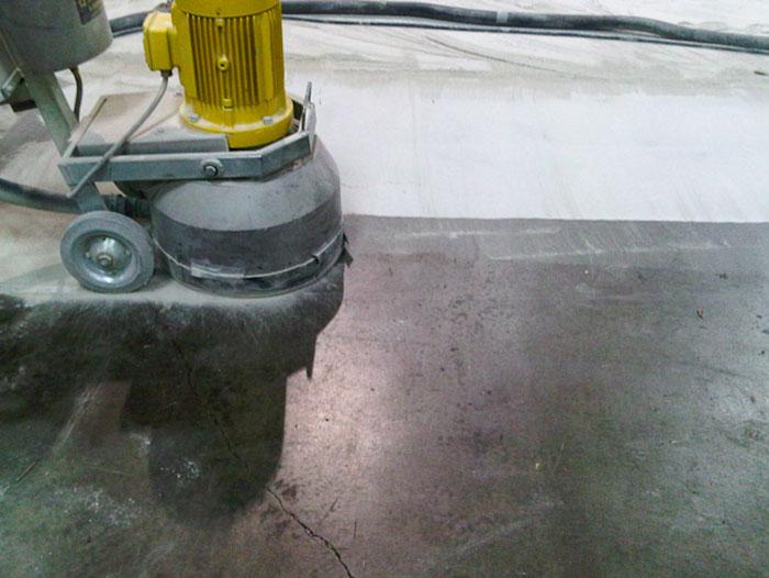 Floor-Preperation
